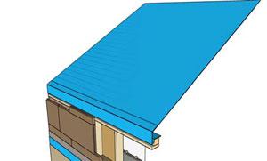 Comment r aliser une isolation de toiture en m thode for Methode sarking en renovation