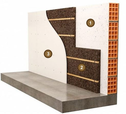 le li ge expans un isolant naturel polyvalent. Black Bedroom Furniture Sets. Home Design Ideas
