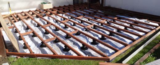 Comment Réaliser Votre Terrasse Sur Un Sol Nu