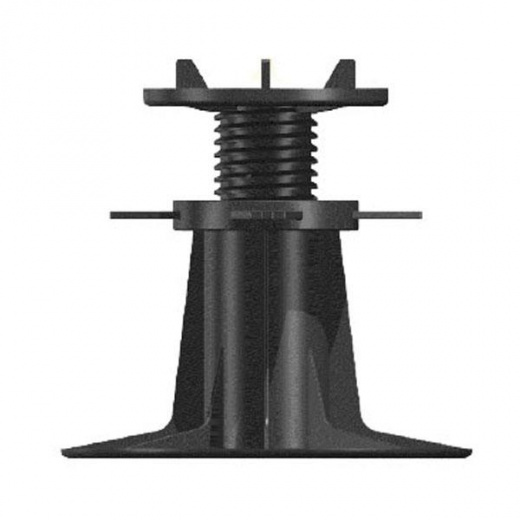 plot PVC réglable pour terrasse