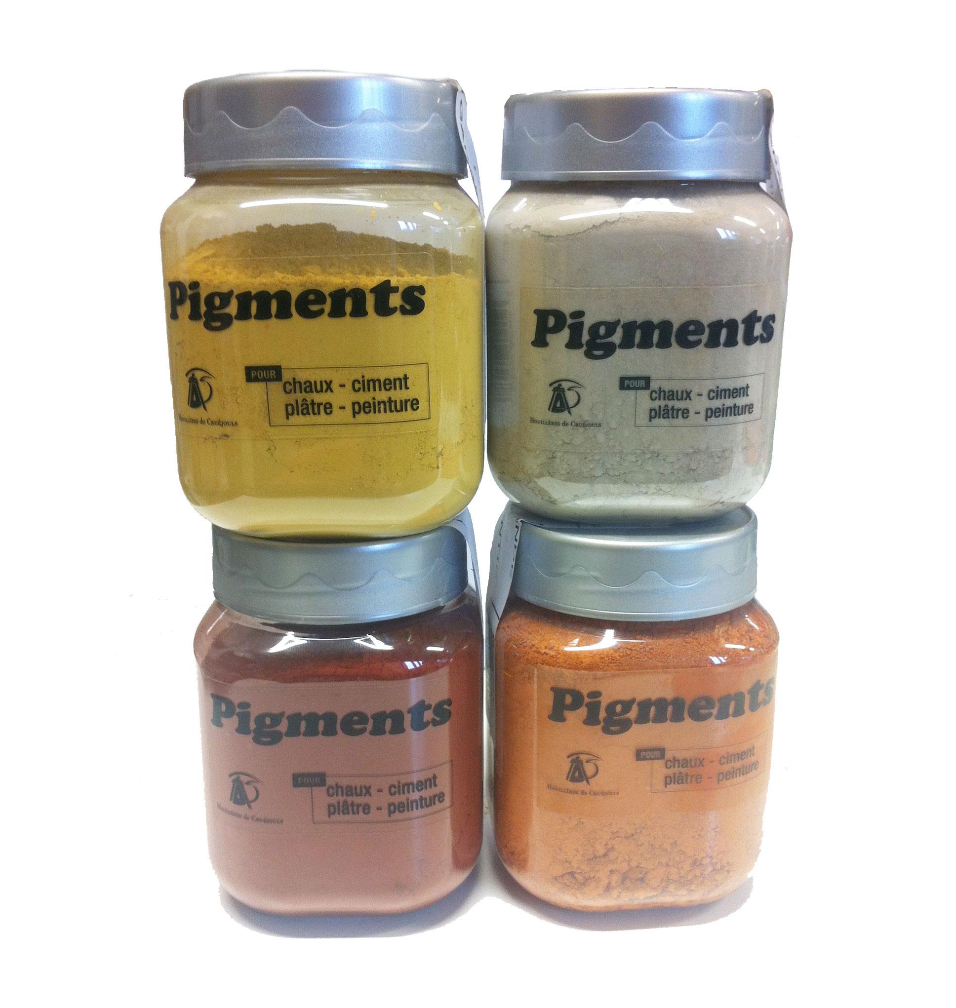 Pigment dose pour badistuc acheter au meilleur prix for Prix peinture crepi exterieur