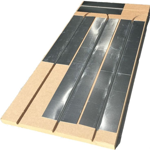 plancher chauffant mince caleosol en fibre de bois acheter au meilleur prix. Black Bedroom Furniture Sets. Home Design Ideas