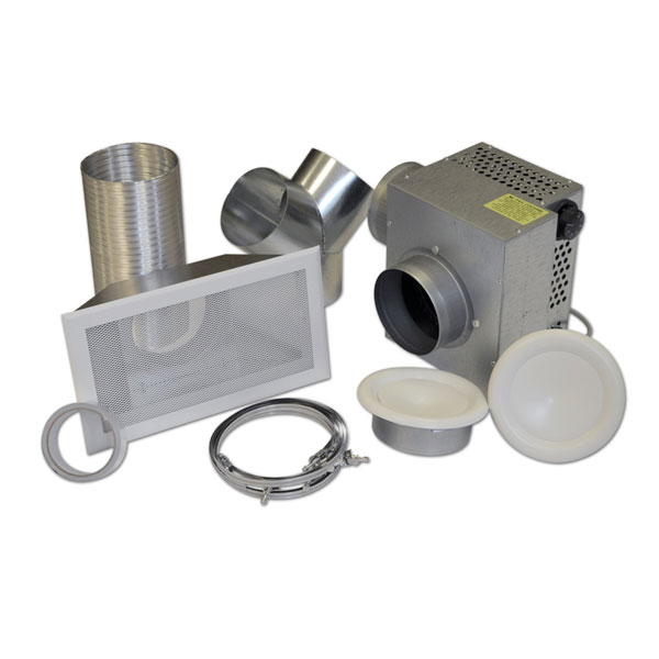 Kit de distribution air chaud DS250