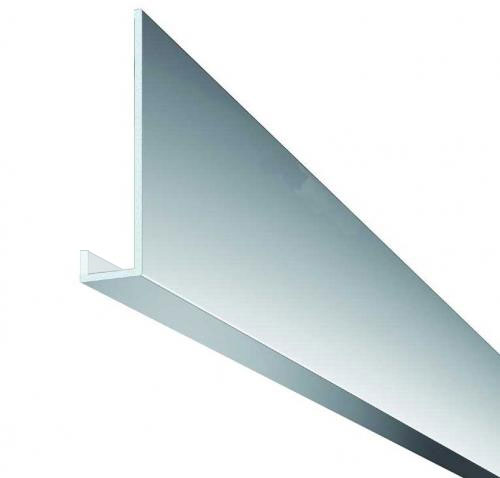 habillage acier laqu planches d 39 gout et rive 40x800mm angle acheter au meilleur prix. Black Bedroom Furniture Sets. Home Design Ideas