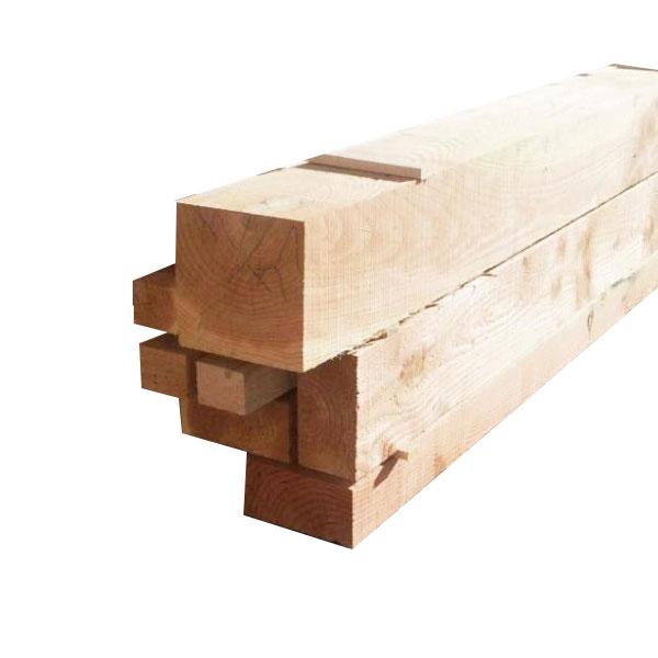 bois de charpente en douglas 20x20cm douglas brut acheter au meilleur prix. Black Bedroom Furniture Sets. Home Design Ideas