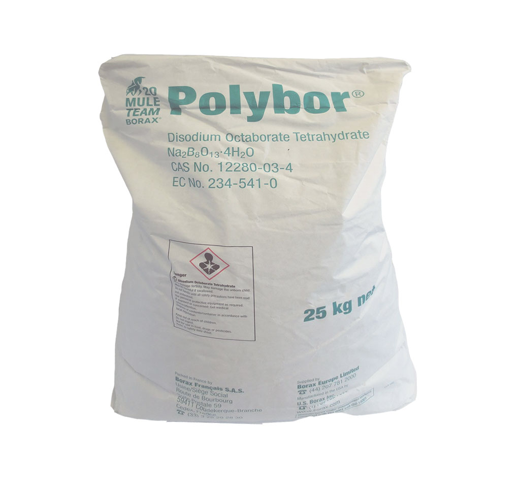 Sel de bore POLYBOR - Insecticides et fongicides