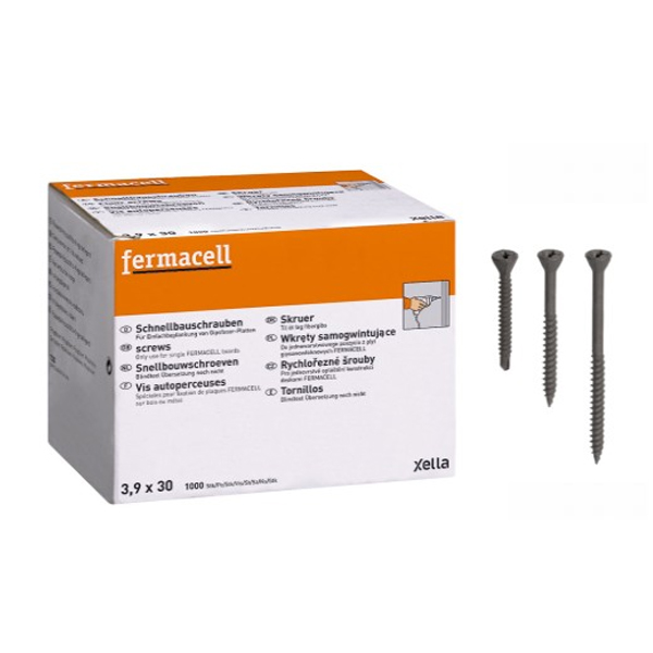 Vis Fermacell 3.9x30 bte 1000