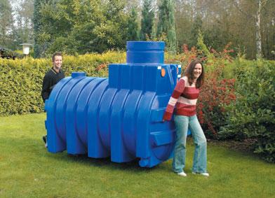 cuve de stockage d 39 eau de pluie pack confort acheter au. Black Bedroom Furniture Sets. Home Design Ideas