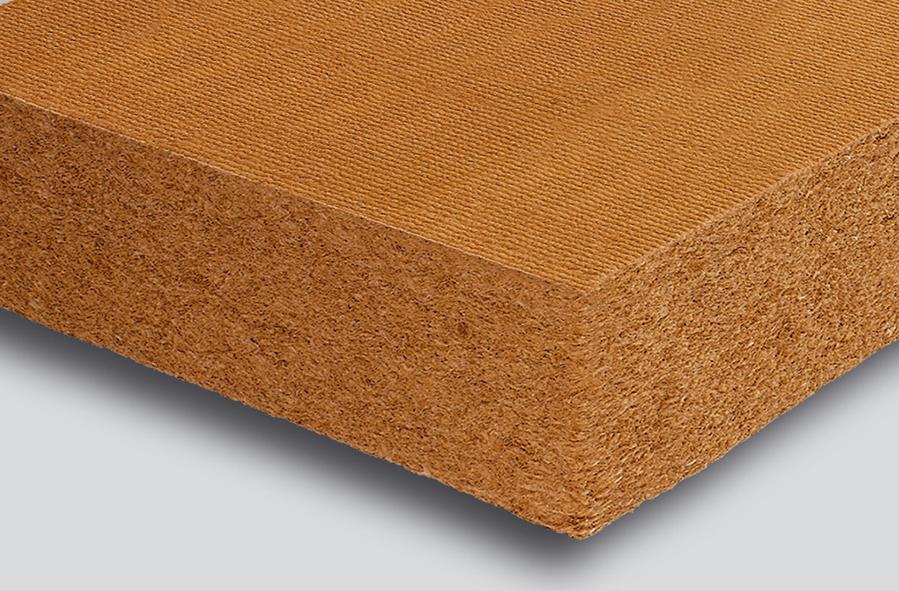 Holzflex protect panneau laine de bois souple 120mm for Laine de verre gr32 120mm prix