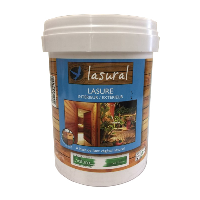 Lasure naturelle Lasurale satin�e