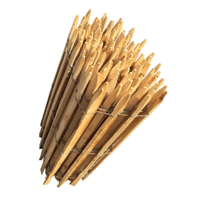 Ganivelle cl ture en bois de ch taignier sci acheter au for Prix d une cloture en bois