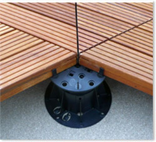 Plot de fixation terrasse BUZON