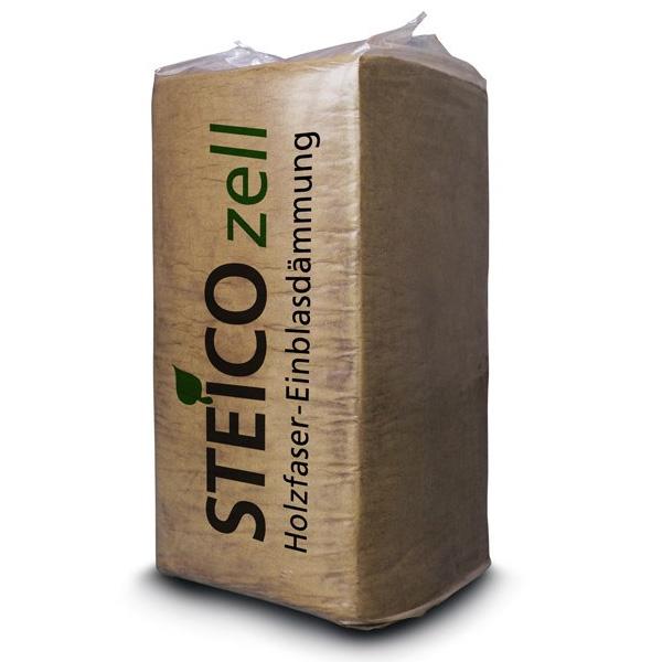 steico zell fibre de bois isolante en vrac acheter au. Black Bedroom Furniture Sets. Home Design Ideas