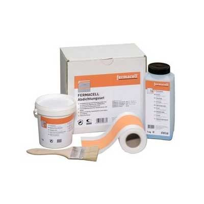 Kit d`�tanch�it� Fermacell - Isolant �cologique et naturel toiture et mur