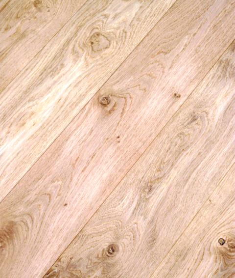 Parquet ch�taignier about� Rustique � clouer 23mm
