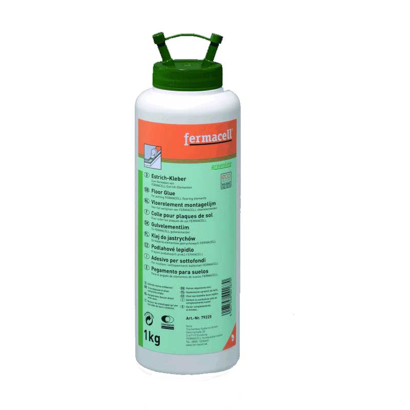 Colle plaque sol greenline fermacell 1litre