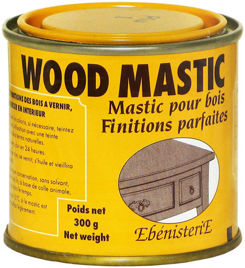 mastic pour bois wood mastic acheter au meilleur prix. Black Bedroom Furniture Sets. Home Design Ideas
