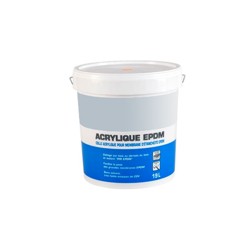 Colle acrylique EPDM