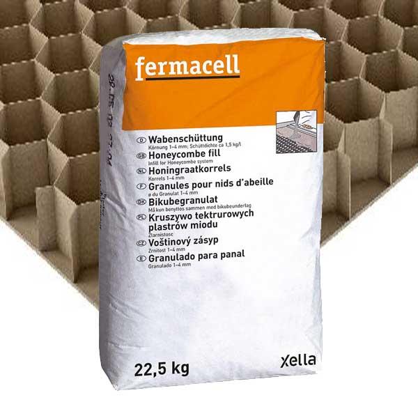 Granulés pour nid d'abeille FERMACELL 22.5kg - Acheter au meilleur prix
