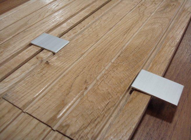parquet ch ne massif clipser easiklip acheter au meilleur prix. Black Bedroom Furniture Sets. Home Design Ideas