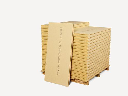 Gutex multitherm panneau rigide fibre de bois 80mm rl - Panneau fibre de bois rigide ...
