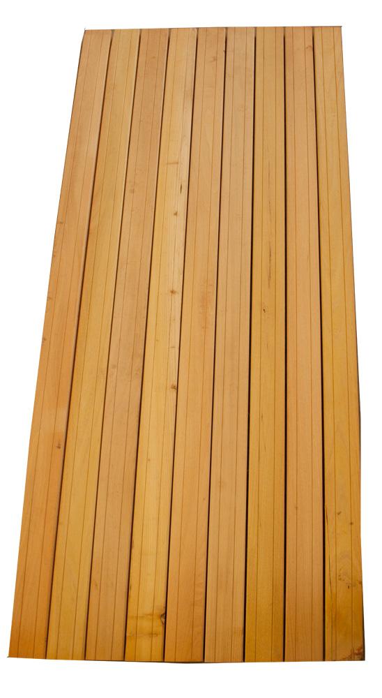 lame de terrasse en robinier ou faux acacia 90mm - acheter au