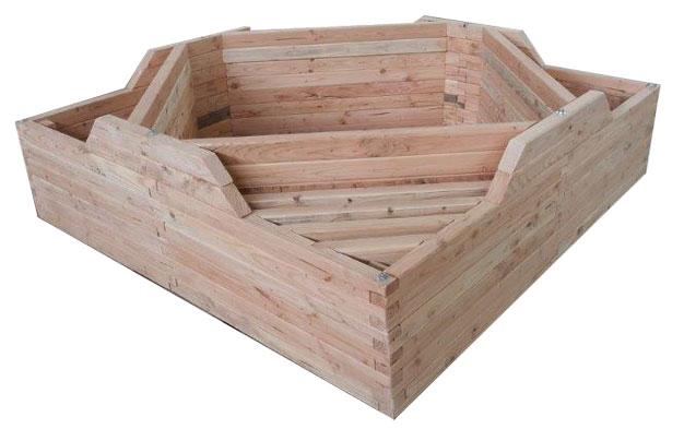 jardin potager hors sol en bois jardiois acheter au meilleur prix. Black Bedroom Furniture Sets. Home Design Ideas