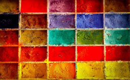 Pigments colorants